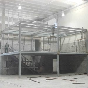 04-obra metalica de 3 andares