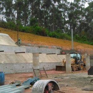 05-INICIO DA MONTAGEM DE GALPÃO