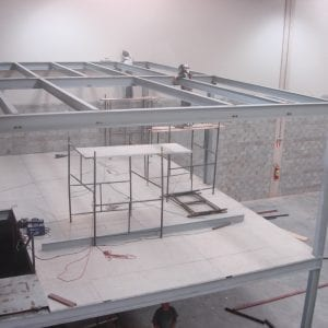 06-execução de mezanino industrial
