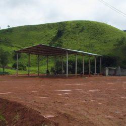 2 - VISTA LATERAL DE CONSTRUÇÃO EM SISTEMA MISTO