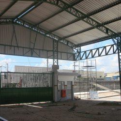 3 - VISTA INTERNA DE GALPÃO PARA USO INDUSTRIAL NA REGIÃO METROPOLITANA