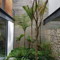3 - jardim de inverno em casa metálica interior