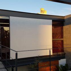 8 - detalhe de conforto ambiental em residencia de aço