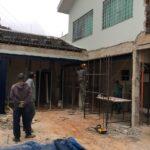 1 - reforço estrutural para area gourmet