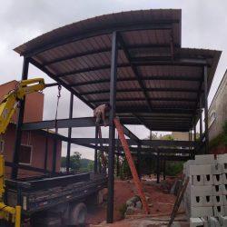 2 - telhado borboleta