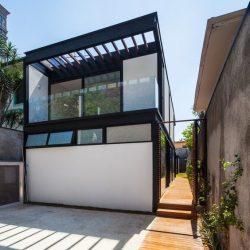 Casa minimalista e moderna