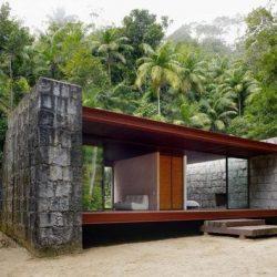 Revestimento casas metálicas