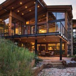 arquitetos casa metalica