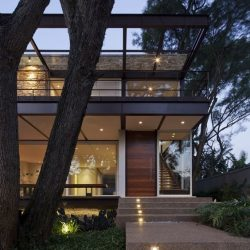 arquitetura cobertura metalica