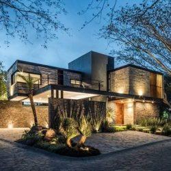arquitetura em aço