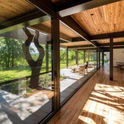 casa aço custo