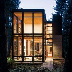 casa metalica arquitetura