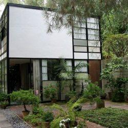 casa metalica estrutura exposta
