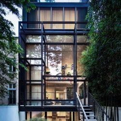 casa modular metalica