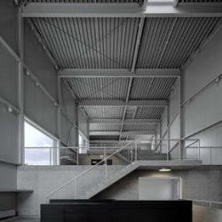 estrutura aço industrial