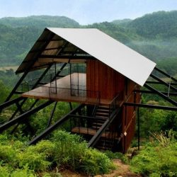 estrutura residencial