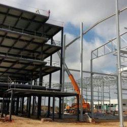 industria metalica na construção civil