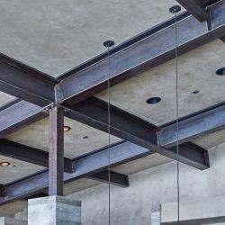 instalação metalica