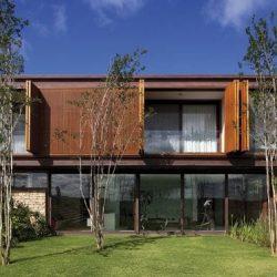modernidade estrutura metalica