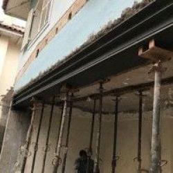reforço metalico residencial