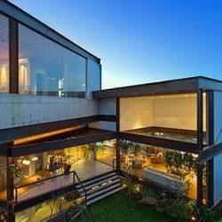 residencia condominio aço
