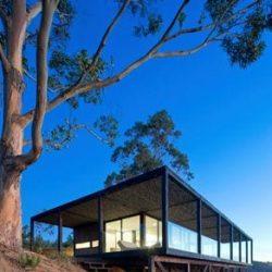 residencia contemporanea aço