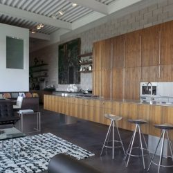 residencia metalica com isolamento termico