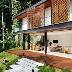 sustentabilidade residencia aço