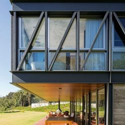 tendencia residencia metalica