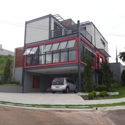 1 - FACHADA DE CASA CONCEITO MOGI