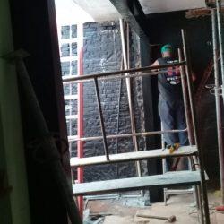 3 - estrutura em T para reforçar casa
