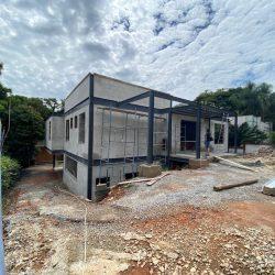 5 - casa com terreo e subsolo alto padrão